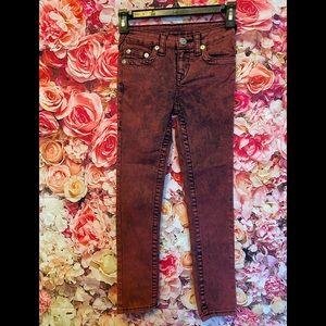 3/$20 True Religion jeans size 7